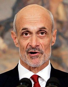 Michael Chertoff Shape Shifting....
